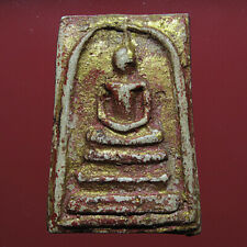 Phra Somdej Ajarn Toh Inlay Leklai Takrud  Wat Phra Kaew Thai Amulet
