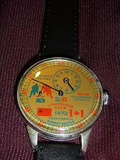 1972 Summit Series Canada vs. Russia Watch USSR - Canada ( Paul Henderson )