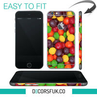 Skittles iPhone 6 wrap skin - iphone skins - covers for iphone