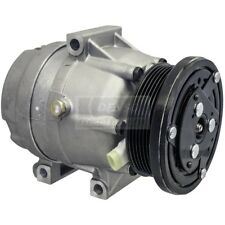 DENSO 471-9134 New Compressor And Clutch