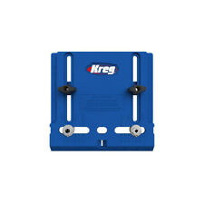 KREG Tool Company KHI-PULL Cabinet Hardware Jig w. Two Movable 3/16-Inch Guides