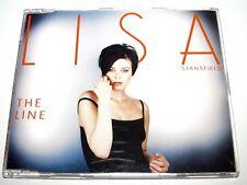 cd-single, Lisa Stansfield - The Line, 7 Tracks, EU
