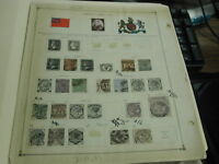 Great Britain collection 82 stamps 1840-1940 Scott catalogue value $600+