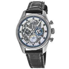 NUOVO Zenith CHRONOMASTER EL PRIMERO GRANDE UOMO WATCH 03.2530.4047/78.C813