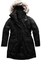 NWT Women's The North Face OUTER BOROUGHS PARKA Black Size S