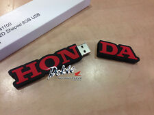 Novel 2016 Genuine Honda Branded Merchandise 8GB 8 GB USB 3D Rubber Memory Stick