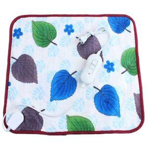 Dog Cat Electric Heat Pad Heated Blanket Bed Mat Adjustable Waterproof Heater AU