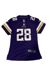 Adrian Peterson NFL Nike Jersey Minessota Vikings NFL Size Womens Medium
