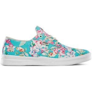 Etnies - Jameson SC WS 339 Floral Sneaker Blumen skateschuh Scout Ultraleicht
