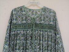 JAIPUR INDIA KARNI,S royal look vintage reproduction dresses hand block prints