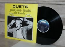 jerry lee lewis and friends -  Duets  (dreyfus 1979)