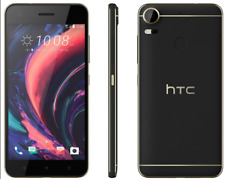 HTC Desire 10 Pro 4G Dual Sim Stand-by 5.5inch 64GB Black Smartphone