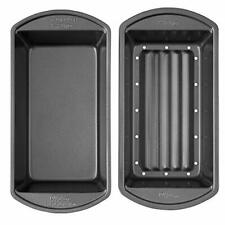 Wilton Meatloaf Pan Baking Set 2 Piece