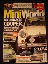 Mini World - Miniworld  # November 2010 - Speedwell Cooper - Mini Estate