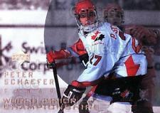 1996-97 UD Ice #135 Peter Schaefer