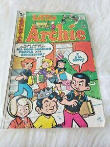Vintage Little Archie Comic Book (1970's)