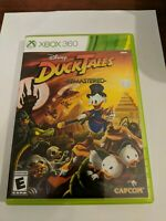 DuckTales: Remastered (Microsoft Xbox 360, 2013) No Manual