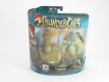 Thundercats Deluxe Tygra Whip Action MOSC New 2011 4 Inch