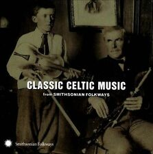 Classic Celtic Music from Smithsonian Folkways by Various Artists (CD,...