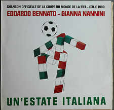 CHANSON OFFICIELLE DE LA COUPE DU MONDE DE LA FIFA ITALIE 1990