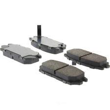 Disc Brake Pad Set-Premium Ceramic Pads with Shims and Hardware Rear,Front