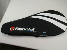 BABOLAT- Pure Drive -Tennis Racquet Carry Bag Padded Single Racquet BLACK