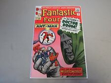 Fantastic Four #16 Comic Book  1st Ant Man Crossover  Dr. Doom App.