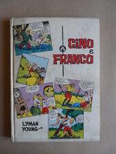 CINO E FRANCO Book Cartonato Lyman Young 1967 ed. Spada  [G587] BUONO