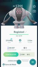 Pokemon TRADE - Registeel !! 30 Days Friendship Bonus !! Read the Description