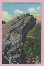 Vintage Postcard Blowing Rock, Alt. 4000 Ft., Western North Carolina