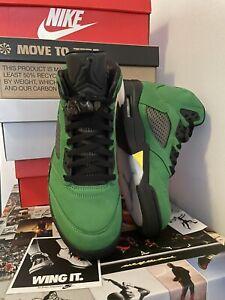 Air Jordan V Apple Green SE DEADSTOCK US 9.5