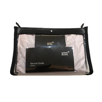 Montblanc Liquid Flight Bag - Nightflight Collection Toiletry Bag