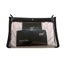 Montblanc Liquid Flight Bag - Nightflight Collection Toiletry Bag
