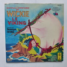 Bo tv cartoon book disc wickie the viking Dominique paturel alb 184