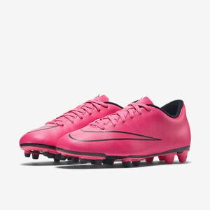 Monet Violeta Comparación  Las mejores ofertas en Botines De Fútbol Zapatos Y Nike Rosa para De mujer  | eBay