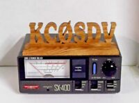 Handcrafted  Oak Personalized small Amateur Ham Radio Call sign FREE SHIPPING