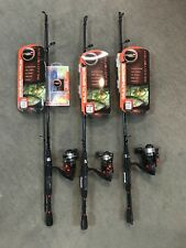 """3- Ready 2 Fish 5' 6"""" Multi-Species Spinning Combo with Tackle Kit Medium/Light"""