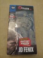GEARS OF WAR 4, LIMITED EDITION ARTIST PROOF LOOT CRATE JD FENIX -Action Figure