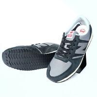 New Balance U420-KBG-D Sneaker Grau Schwarz Velourleder Gr 37,5 618661-60-8