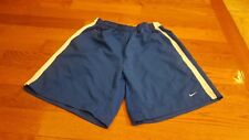 Nike Sphere Dry women's royal blue athletic shorts size M NWOT