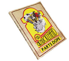 Parts Dope 208 page Reference Book for 1936 - 1947 Harley Knucklehead Ul Models