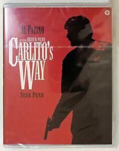 Blu-ray CARLITO'S WAY (Al Pacino, Sean Penn) - NUOVO sigillato