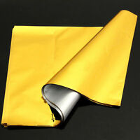 "100x Sheets A4 8""x12"" Gold Transfer Foil Paper Laser Printer Hot Laminator"