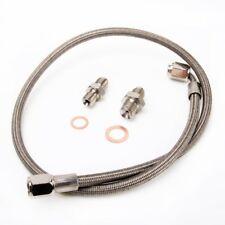 TRITDT Fits MAZDA 323 GTX MX-5 MIATA Oil Feed Line Kit w/ M12x1.25mm Fitting