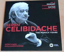 Celibidache - Mozart Symphonie n°40 - Haydn Symphonie n°92 - CD Neuf New