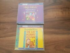 Bad Girls and The Cat Mummy by Jacqueline Wilson both on audio CD - Unabridged