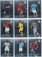 2017-18 Topps Chrome UEFA Champions League Base Card You Pick the Card
