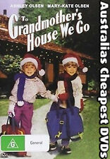 To Grandmother's House We Go  DVD NEW, FREE POSTAGE WITHIN AUSTRALIA REGION ALL