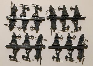HäT/HaT Middle Ages Picts 6005 1/72 Scale 25mm