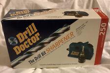 "Drill Doctor Handyman 250 Sharpens 3/32"" to 1/2"" Drill Bits Diamond Wheel"